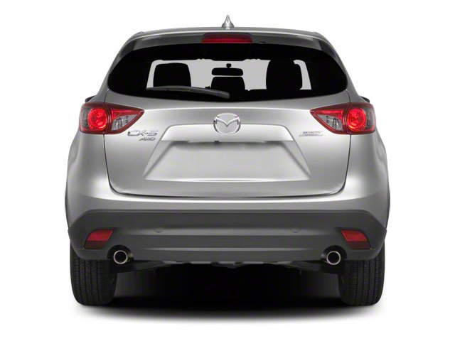 2013 Mazda CX-5 Prices and Values Utility 4D GT AWD rear view