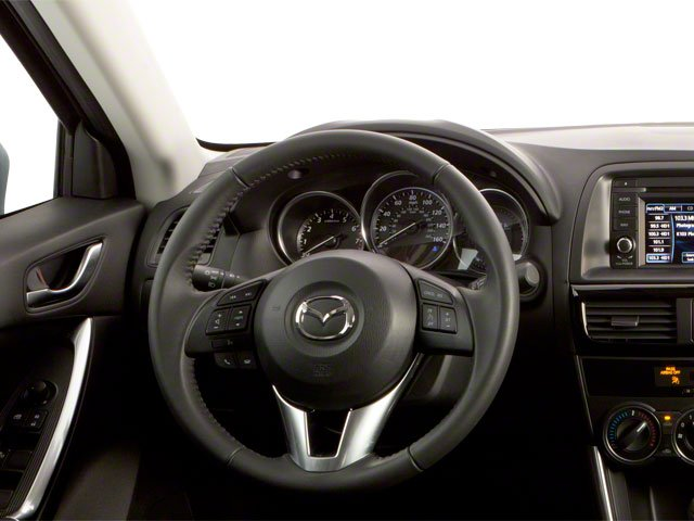 2013 Mazda CX-5 Prices and Values Utility 4D Touring 2WD driver's dashboard