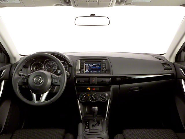 2013 Mazda CX-5 Prices and Values Utility 4D Touring 2WD full dashboard