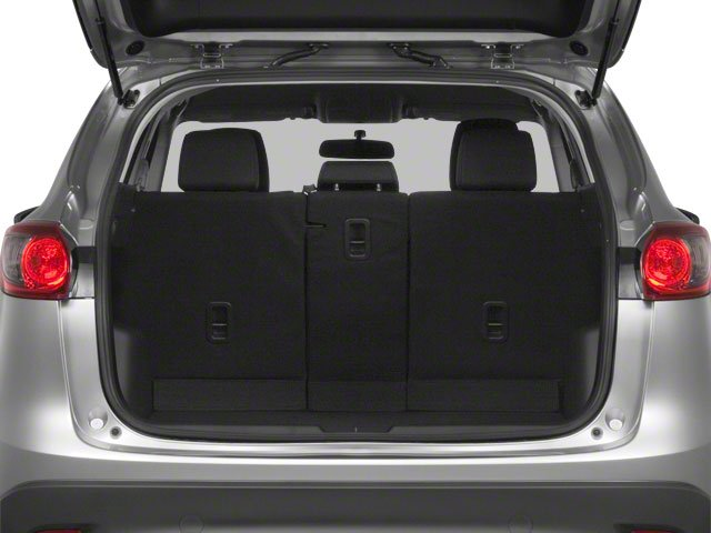 2013 Mazda CX-5 Pictures CX-5 Utility 4D GT 2WD photos open trunk