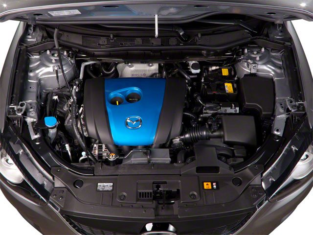 2013 Mazda CX-5 Pictures CX-5 Utility 4D GT 2WD photos engine