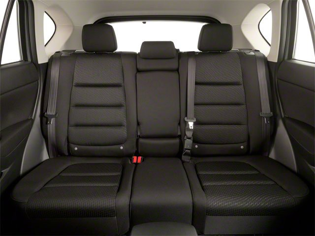 2013 Mazda CX-5 Prices and Values Utility 4D Touring 2WD backseat interior