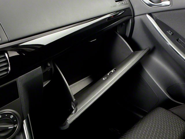 2013 Mazda CX-5 Pictures CX-5 Utility 4D Touring AWD photos glove box