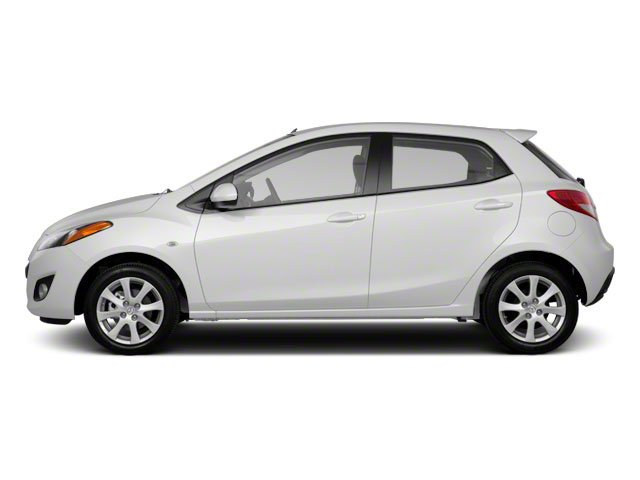 2013 Mazda Mazda2 Prices and Values Hatchback 5D Touring I4 side view