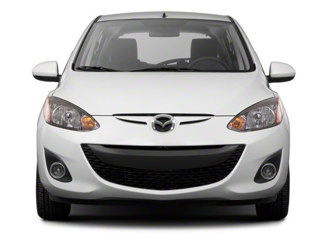 2013 Mazda Mazda2 Prices and Values Hatchback 5D Touring I4 front view