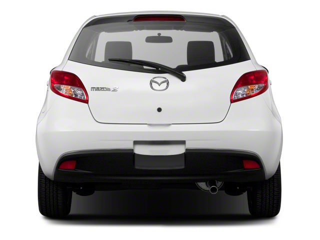 2013 Mazda Mazda2 Prices and Values Hatchback 5D Touring I4 rear view