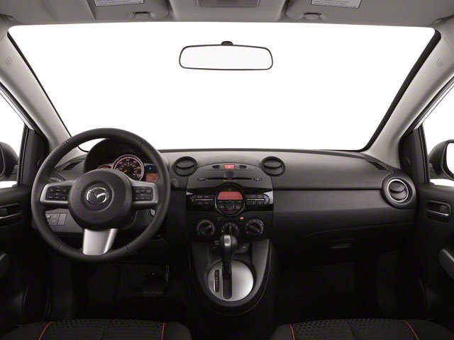 2013 Mazda Mazda2 Prices and Values Hatchback 5D Touring I4 full dashboard
