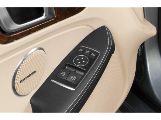 2013 Mercedes-Benz SLK-Class Prices and Values Roadster 2D SLK350 driver's side interior controls