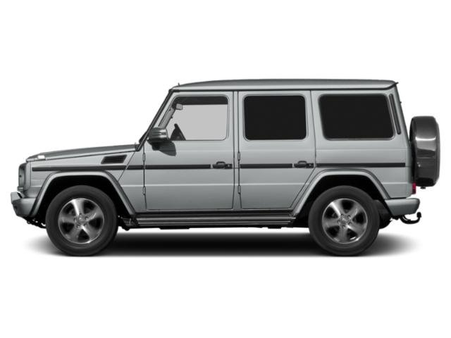 2013 Mercedes-Benz G-Class Prices and Values 4 Door Utility 4Matic side rear view