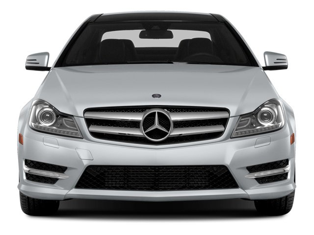 2013 Mercedes-Benz C-Class Prices and Values Coupe 2D C250 front view