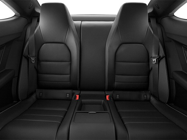 2013 Mercedes-Benz C-Class Pictures C-Class Coupe 2D C250 photos backseat interior