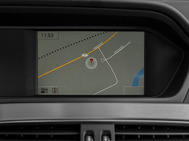 2013 Mercedes-Benz C-Class Prices and Values Coupe 2D C350 navigation system