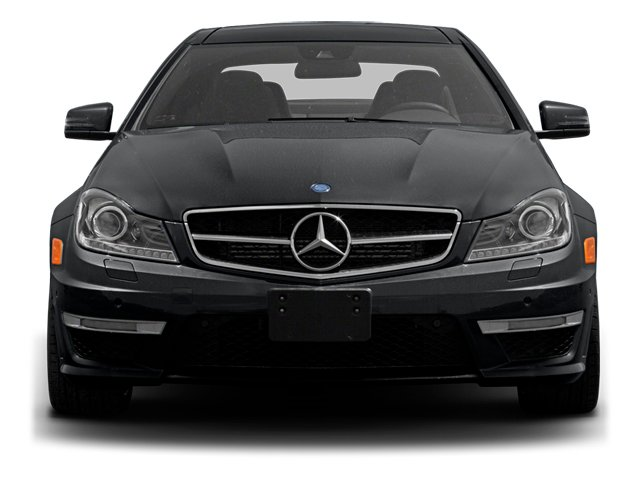 2013 Mercedes-Benz C-Class Prices and Values Coupe 2D C63 AMG front view