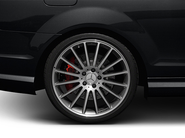 2013 Mercedes-Benz C-Class Prices and Values Coupe 2D C63 AMG wheel