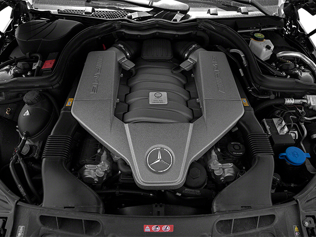 2013 Mercedes-Benz C-Class Prices and Values Coupe 2D C63 AMG engine