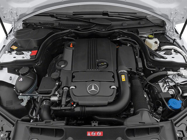 2013 Mercedes-Benz C-Class Prices and Values Sedan 4D C300 AWD engine