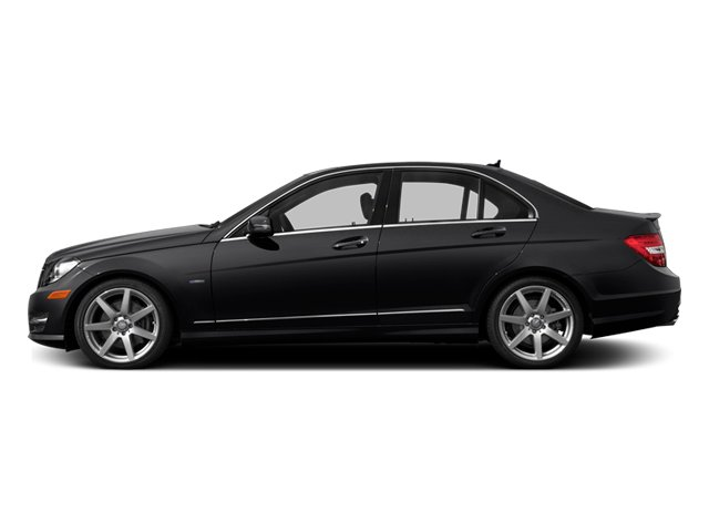 2013 Mercedes-Benz C-Class Prices and Values Sport Sedan 4D C350 side view