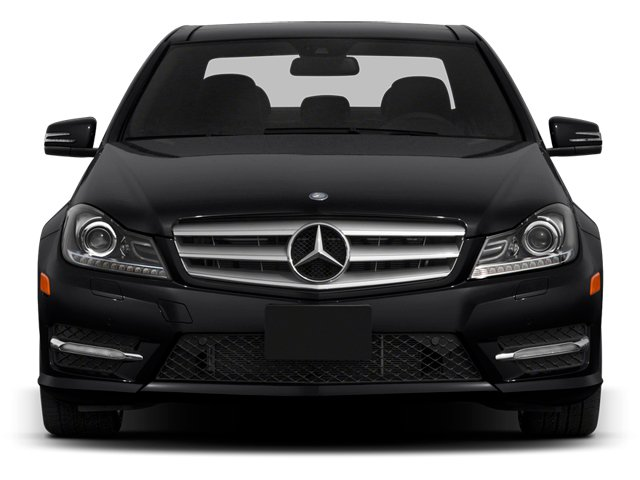 2013 Mercedes-Benz C-Class Prices and Values Sport Sedan 4D C350 front view