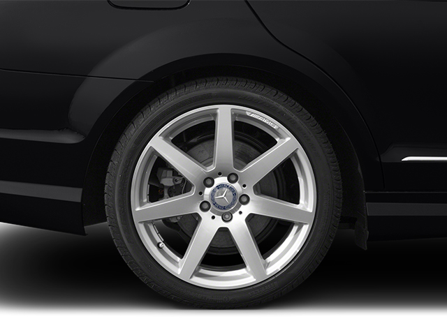 2013 Mercedes-Benz C-Class Prices and Values Sport Sedan 4D C350 wheel