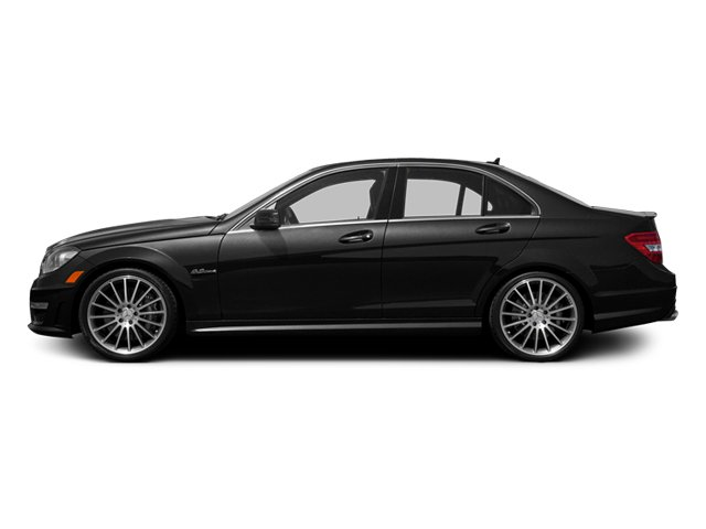2013 Mercedes-Benz C-Class Prices and Values Sport Sedan 4D C63 AMG side view