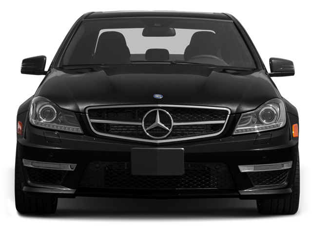 2013 Mercedes-Benz C-Class Prices and Values Sport Sedan 4D C63 AMG front view