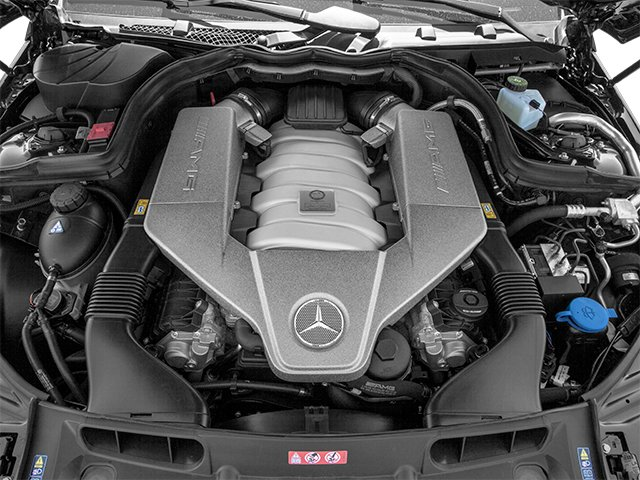 2013 Mercedes-Benz C-Class Prices and Values Sport Sedan 4D C63 AMG engine