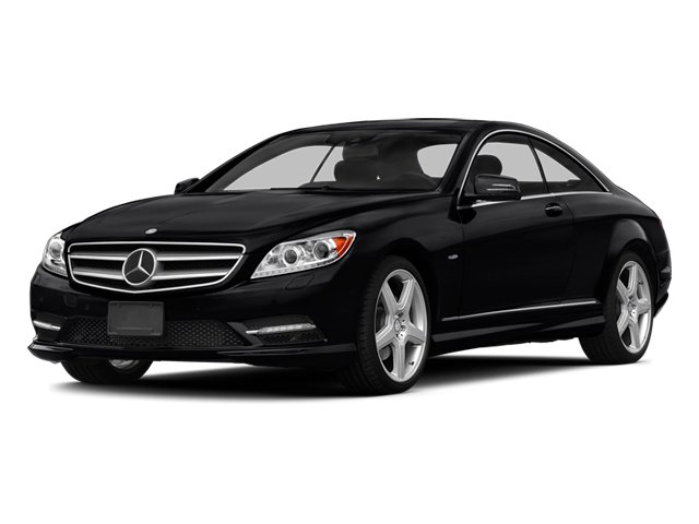 2013 Mercedes-Benz CL-Class Pictures CL-Class Coupe 2D CL600 photos side front view