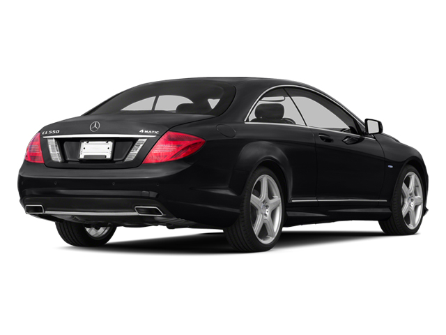 2013 Mercedes-Benz CL-Class Pictures CL-Class Coupe 2D CL600 photos side rear view