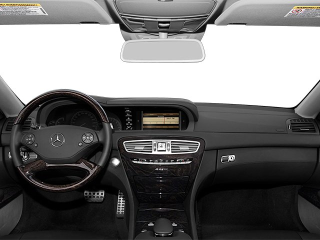 2013 Mercedes-Benz CL-Class Pictures CL-Class Coupe 2D CL63 AMG photos full dashboard