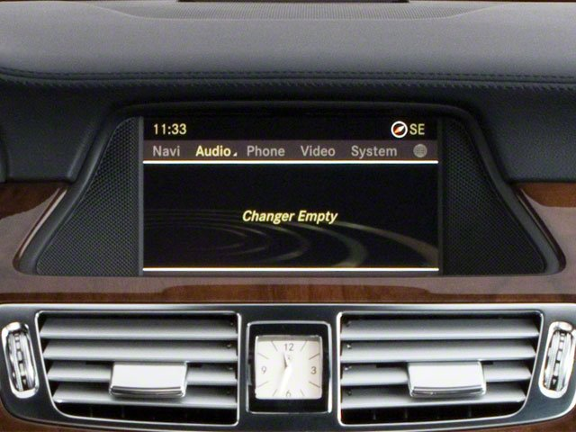 2013 Mercedes-Benz CLS-Class Prices and Values Sedan 4D CLS550 navigation system