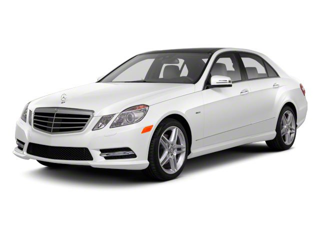 2013 Mercedes-Benz E-Class Prices and Values Sedan 4D E400 Hybrid side front view