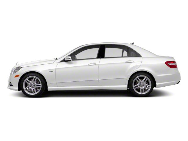 2013 Mercedes-Benz E-Class Prices and Values Sedan 4D E400 Hybrid side view