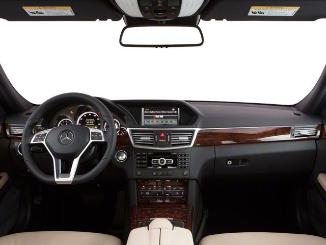 2013 Mercedes-Benz E-Class Prices and Values Sedan 4D E400 Hybrid full dashboard
