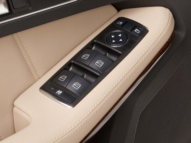 2013 Mercedes-Benz E-Class Prices and Values Sedan 4D E400 Hybrid driver's side interior controls