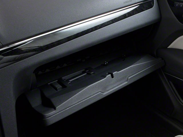 2013 Mercedes-Benz E-Class Prices and Values Coupe 2D E350 glove box