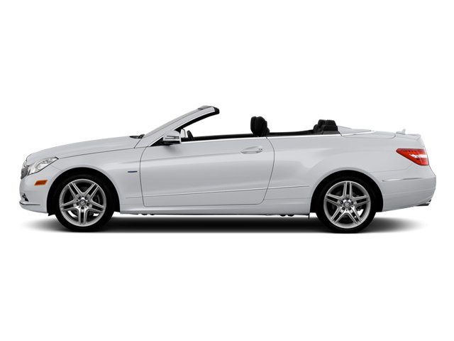 2013 Mercedes-Benz E-Class Prices and Values Convertible 2D E350 side view
