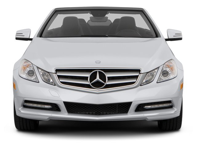 2013 Mercedes-Benz E-Class Prices and Values Convertible 2D E350 front view