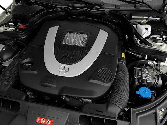 2013 Mercedes-Benz E-Class Pictures E-Class Coupe 2D E550 photos engine