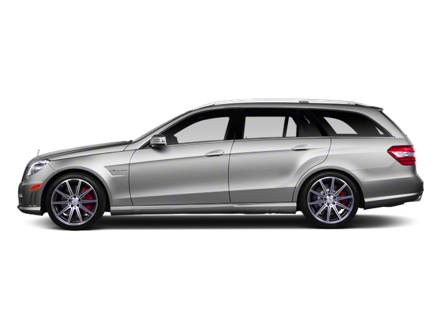 2013 Mercedes-Benz E-Class Prices and Values Wagon 4D E63 AMG side view