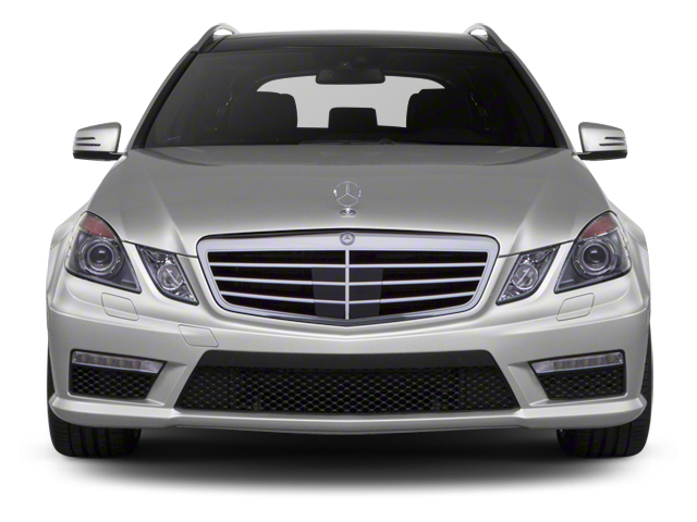 2013 Mercedes-Benz E-Class Prices and Values Wagon 4D E63 AMG front view