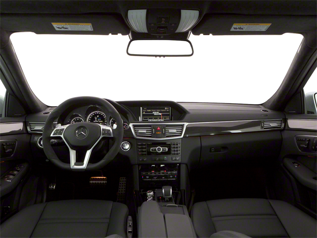 2013 Mercedes-Benz E-Class Prices and Values Wagon 4D E63 AMG full dashboard