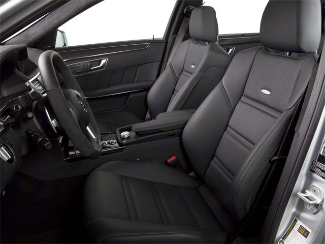2013 Mercedes-Benz E-Class Prices and Values Wagon 4D E63 AMG front seat interior