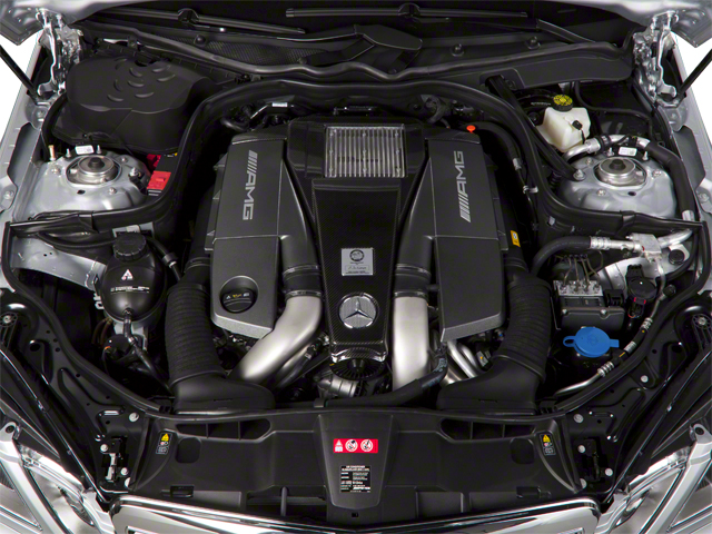 2013 Mercedes-Benz E-Class Prices and Values Wagon 4D E63 AMG engine