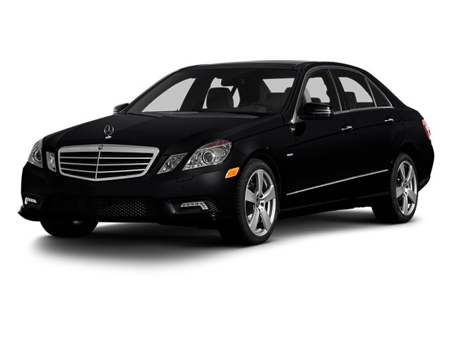 2013 Mercedes-Benz E-Class Prices and Values Sedan 4D E350 BlueTec side front view