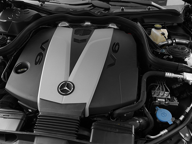 2013 Mercedes-Benz E-Class Prices and Values Sedan 4D E350 BlueTec engine