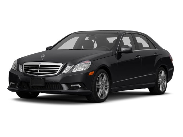 2013 Mercedes-Benz E-Class Prices and Values Sedan 4D E63 AMG side front view