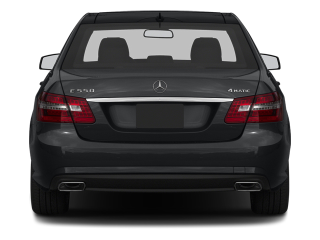 2013 Mercedes-Benz E-Class Prices and Values Sedan 4D E63 AMG rear view