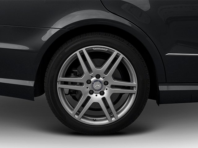 2013 Mercedes-Benz E-Class Prices and Values Sedan 4D E63 AMG wheel