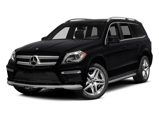 2013 Mercedes-Benz GL-Class Prices and Values Utility 4D GL350 BlueTEC 4WD side front view