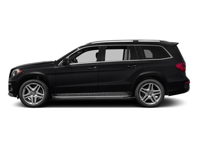 2013 Mercedes-Benz GL-Class Prices and Values Utility 4D GL350 BlueTEC 4WD side view